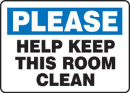 Please Keep This Room Clean
