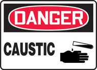 Danger - Caustic 1