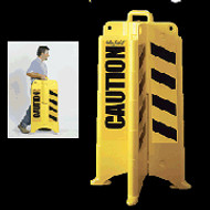Eagle Portable Barricade System- Caution Sheeting