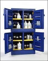 Eagle Poly Acid/ Corrosive Safety Cabinet 44 gallon