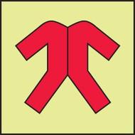 Protective Clothing IMO Sign MLMR939