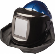 EZ Air Pro Black Welding Helmet replacement (Downtube NOT included) Allegro 9904-10WB