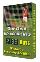 Digi Day 2 Safety Scoreboard- Soccer SCG138