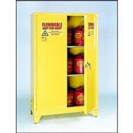 Eagle 45 Gallon Flammable Storage Cabinet with Legs