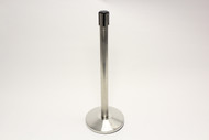 Receiver Post- Blockade Brushed Steel Finish (receiver post ONLY)