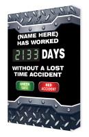 Digi Day 2 Safety Scoreboard- Semi Custom SCG133