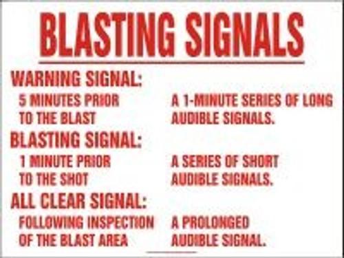 Blasting Signals... Big Signs