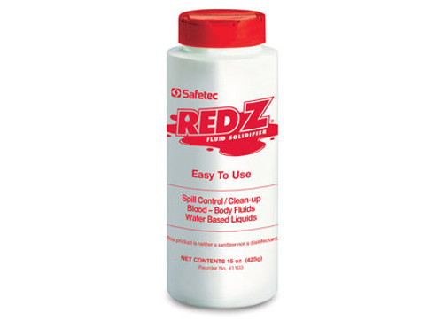 Red Z fluid control solidifier 41103
