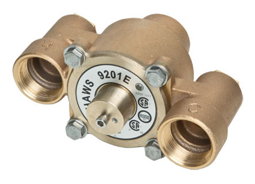 Thermostatic Mixing Valve, flows to 31 GPM 9201E