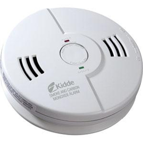 Carbon Monoxide/ Smoke Detector Combo Alarms- Nighthawk (DC)