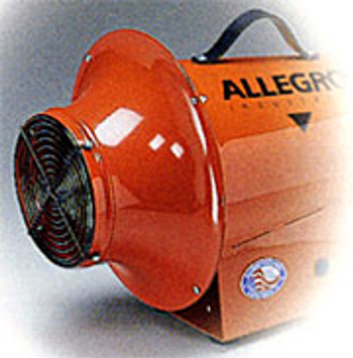 Allegro 9500-03 Axial inlet adapter
