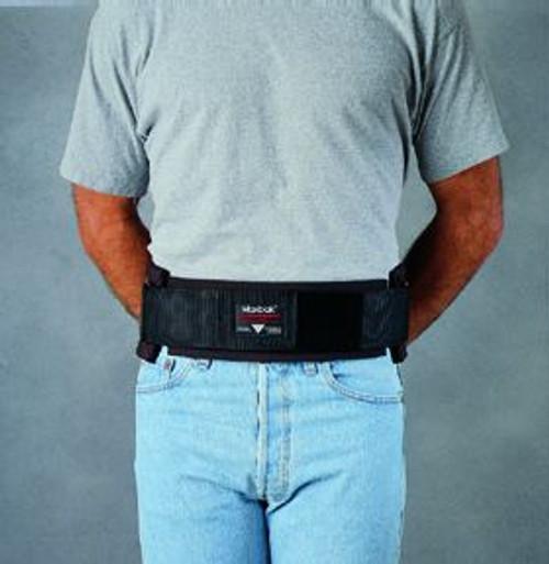 Back Support Belt- Maxbak Weightlifting Style Belt- Large