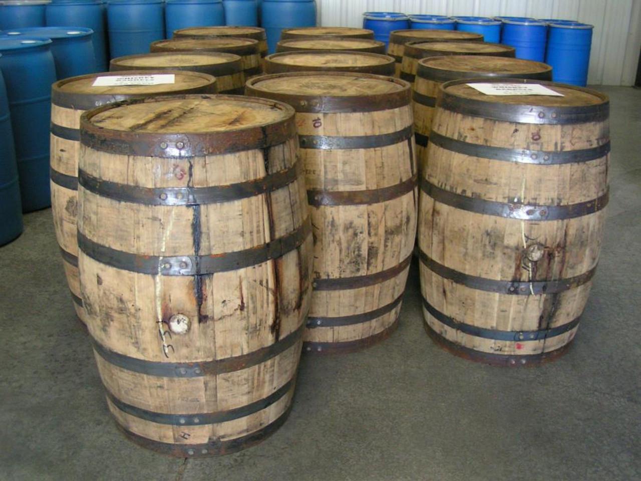 Whiskey Barrel Culls