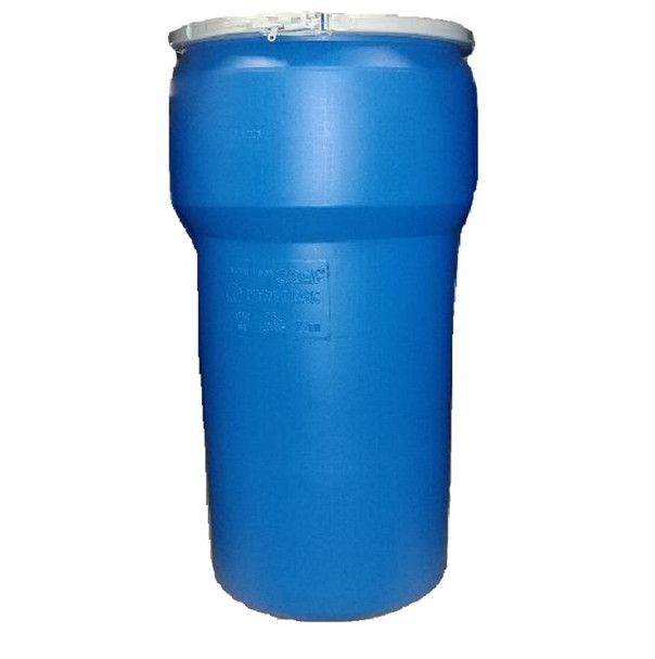 GREIF O-20MB Gallon Open Head Poly Drum