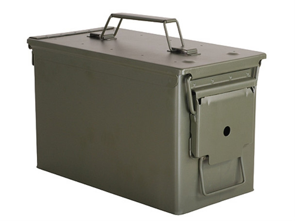 New 50 Cal Ammo Can OD Green (M2A1)