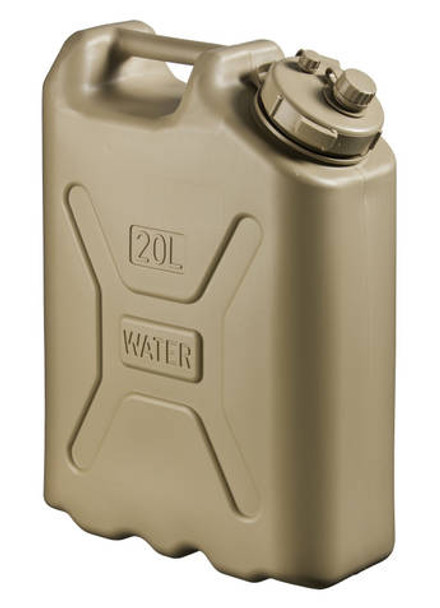 Scepter Military Water Can 20L Tan