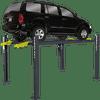 Bendpak HD-7P 7,000-Lb. Capacity Extra-Tall 4 Post Car Lift
