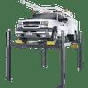 """Bendpak HD-14Tl 14,000 Capacity Tall Car Lift/ 82"""" Rise 4 Post Car Lift"""