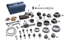 A complete brake lathe tooling package comes standard