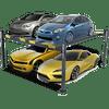 Bendpak Hd-9Swx 9,000-Lb. Capacity Super Wide 4 Post Car Lift