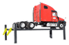 Bendpak HDS-35X 35,000-Lb. Capacity Extended-Length 4 Post Car Lift