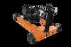 Titan Lifts Wc-1500X Titan Lifts Bulldog Moto Cradle Wheel Chock - Black/Orange
