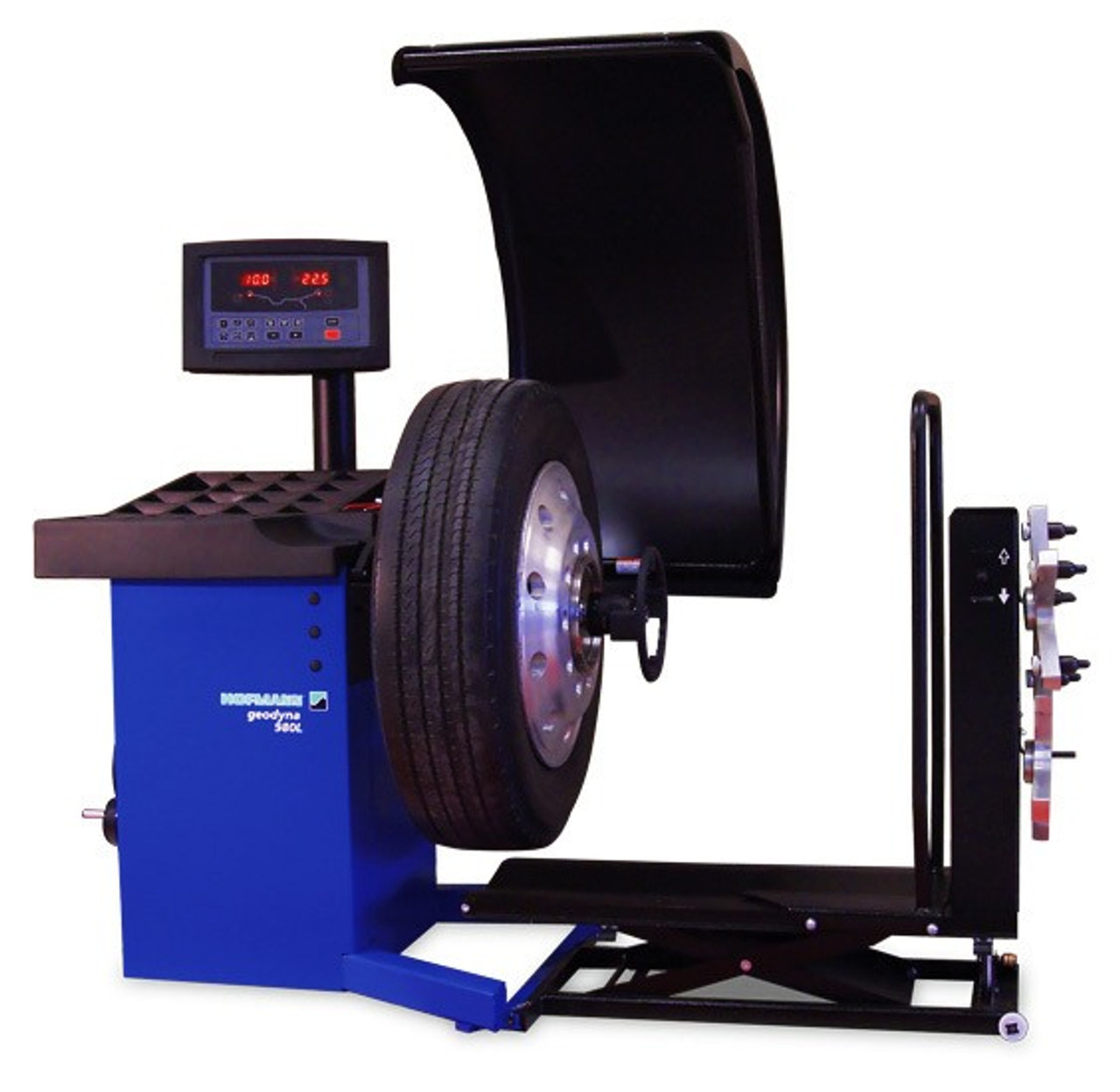 hofmann geodyna 980l heavy duty wheel balancer rh jmcautomotiveequipment com hofmann geodyna 980l service manual