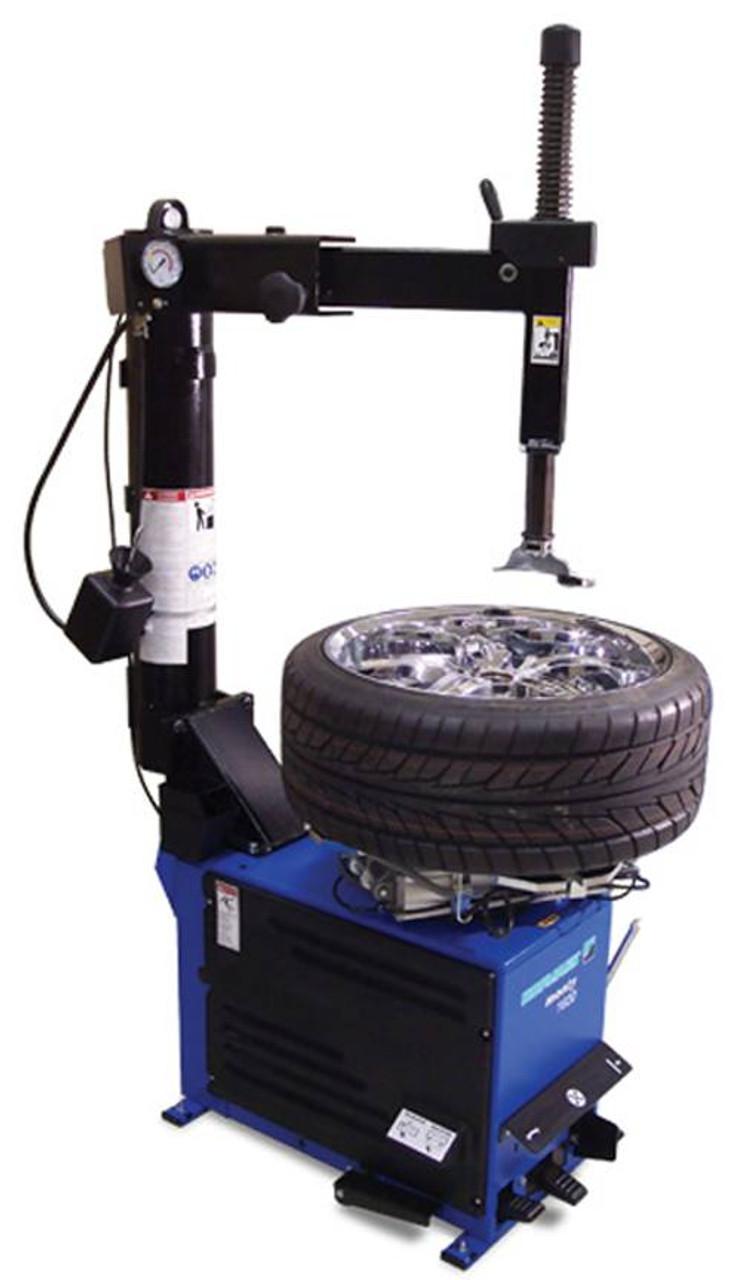 hofmann monty 1620 24 swing arm tire changer rh jmcautomotiveequipment com