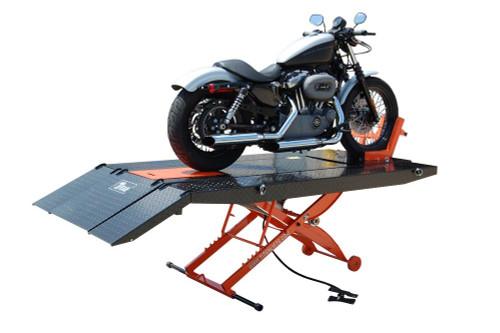 Titan Lifts Sdml-1000D-Xlt Motorcycle Lift