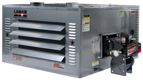 """Lanair MX-200 Waste Oil Heater Package """"A"""" (NO STAND)"""