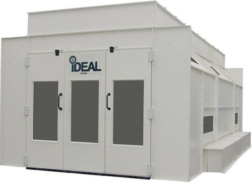 Ideal Psb-Sdd26 Side Down Draft Paint Booth