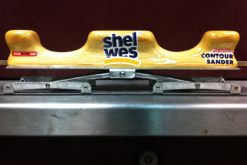 Shelwes Automatic Contour Sander (Wooden Handle Included)