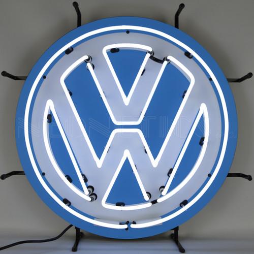 Neonetics 5VWSRV Volkswagen Service Neon Sign