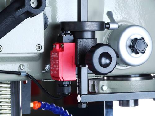 Baileigh VMD-30VS vertical mill drill