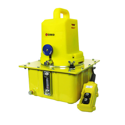 Zinko ZPE-37SR-1L Pump, 1/2 Hp, Electric 100V,1.6 Gal. Oil Tank