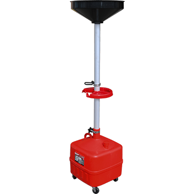 Ranger Rd-9G 9-Gallon Upright Portable Oil Drain