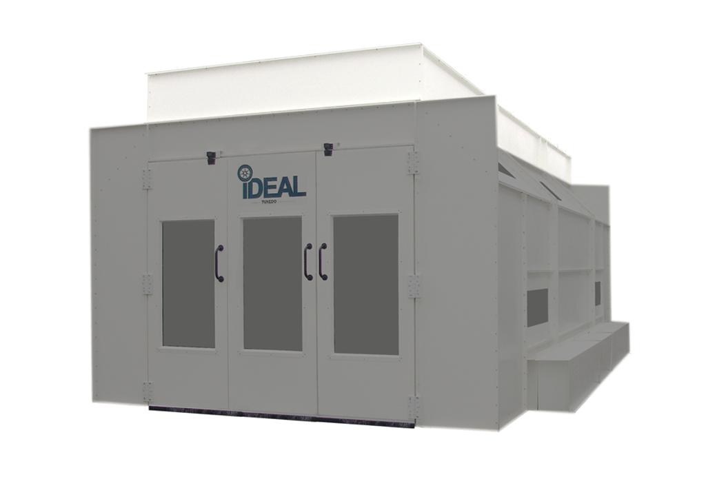 iDEAL PSB-SDD26A-PLENUM Canopy for Semi Down Plenum Kit