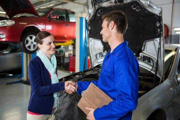 ​How to get more customers to your auto repair shop?