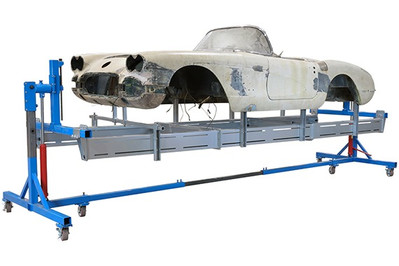 Auto Twirler Auto Body Shop Equipment