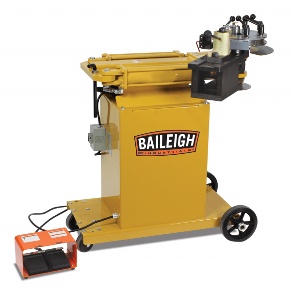 Baileigh Pipe and Tube Bending Machines