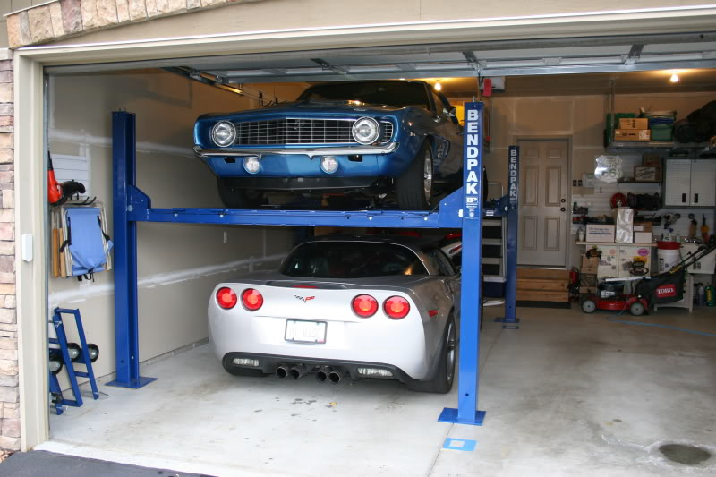 What Does It Cost To Put A Lift In Your Garage Jmc