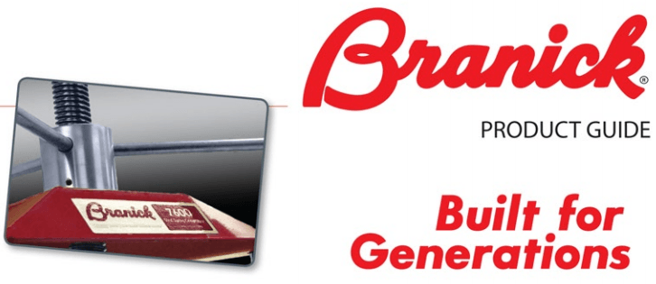 Buyer's Guide to Branick Products