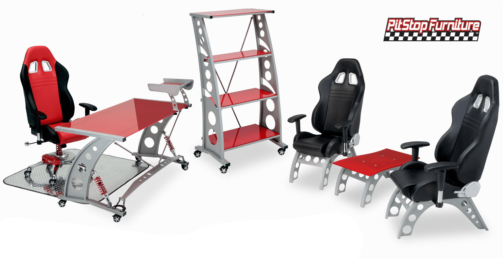Furniture and Auto Accessories from PitStop Furniture