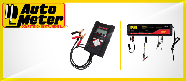 Auto Meter Products Page