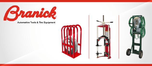 Branick Automotive Shop Equipment