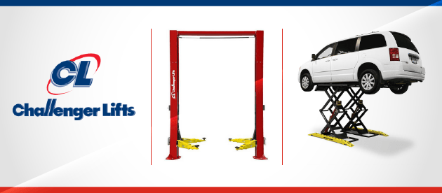 Challenger Lifts Quality Automotive Lifts