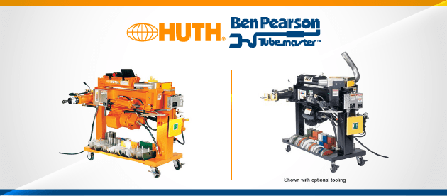 Huth-Ben Pearson International Tube and Pipe Benders