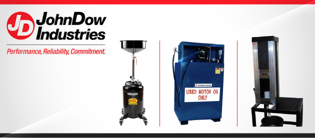 Shop Tools and Equipment by John Dow Industries