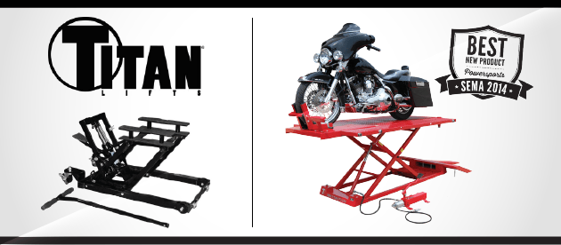 Affordable Top-of-the-Line Titan Lifts