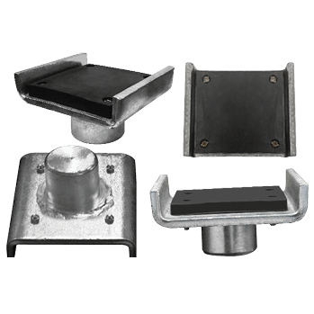 Bendpak Two Post Lift Frame Cradle Pad 35mm Pin